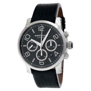 Montblanc Timewalker 7069 Steel 43.0mm  Watch