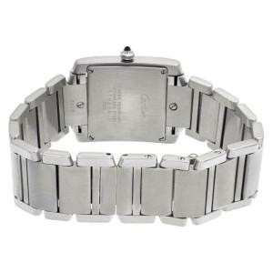 Cartier Tank Francaise W51011Q3 Steel 22.0mm  Watch