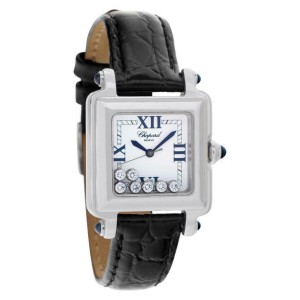 Chopard Happy Sport 27/8325- Steel 24.0mm Women's Watch