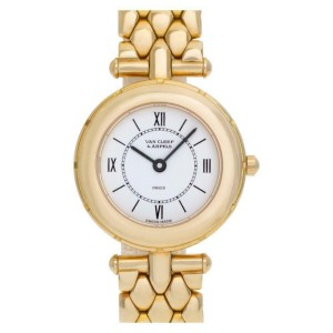 Van Cleef & Arpels Classic 437973 Gold 24.0mm Women's Watch