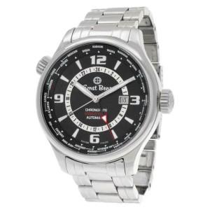 Ernst Benz Chronoflite World Timer GC10851/ Steel 47.0mm  Watch