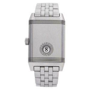 Jaeger Lecoultre Reverso 240.8.14 Steel 40.0mm  Watch