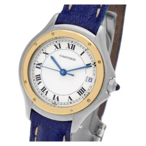 Cartier Cougar 187908C Gold 26.0mm  Watch