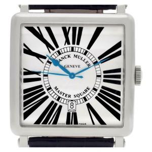 Franck Muller Master Square 6000 K S Gold 42.0mm  Watch