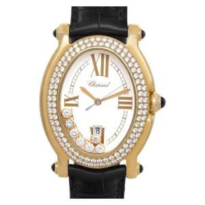 Chopard Happy Sport 27/7012- Gold 34.0mm Women's Watch
