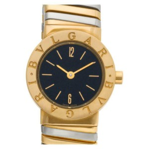 Bvlgari Tubogas BB23T Gold 23.0mm Women's Watch