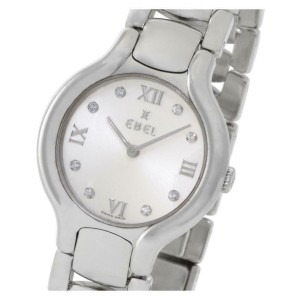 Ebel Beluga E9157421 Steel 0.0mm Women's Watch