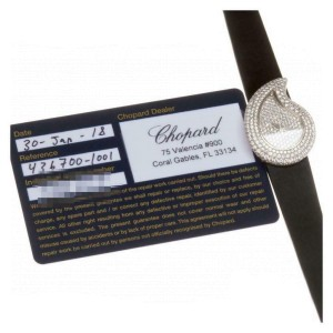 Chopard Casmir 43/6700 Gold 32.0mm Women's Watch