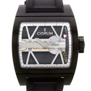 Corum Ti-bridge 050056 Steel 52.0mm  Watch