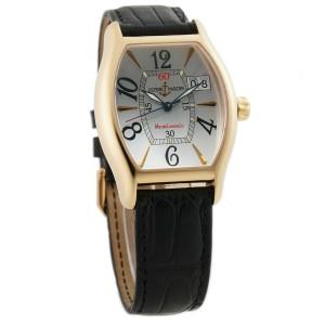 Ulysse Nardin Michelangelo Big Date 236-48 Gold 35mm  Watch