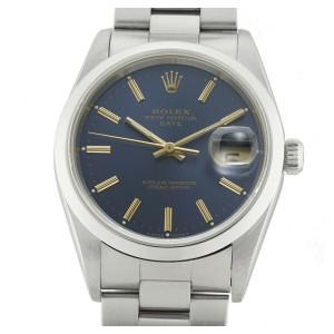 Rolex Oyster Perpetual 115200 Steel 34mm  Watch