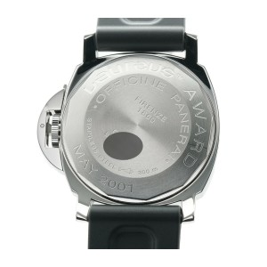 Panerai Luminor PAM00107 Steel 44mm  Watch