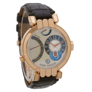 Harry Winston Premier 015619 Gold 44.5mm  Watch