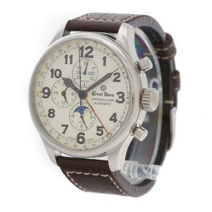 Ernst Benz Chronolunar GC10318 Steel 47.0mm  Watch
