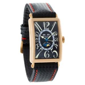 Franck Muller Long Island 1200 MC  Gold 45.0mm  Watch