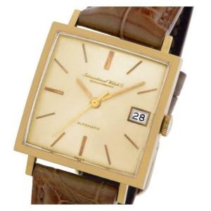 Iwc Schaffhausen 1721865 Gold 30.5mm  Watch