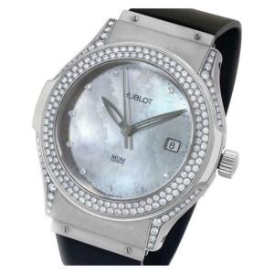 Hublot Mdm 1910.1.0 Steel 45.4mm  Watch