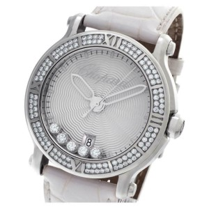 Chopard Happy Sport 288525-3 Steel 40.0mm Women's Watch