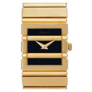 Piaget Polo 8131 C70 Gold 20.0mm Women's Watch