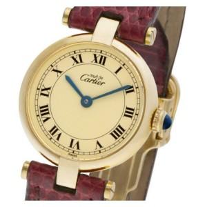 Cartier Must 59004 Vermeil 24.0mm  Watch