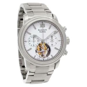 Blancpain Leman TOURBILL Gold 38.0mm  Watch
