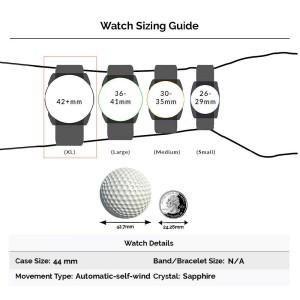 Iwc Aquatimer IW3568-0 Steel 44mm  Watch