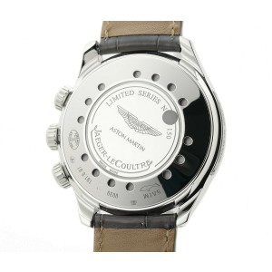 Jaeger Lecoultre Amvox I Q1916410 Platinum 44mm  Watch