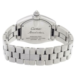 Cartier Roadster W62016V3 Steel 29.0mm Women's Watch