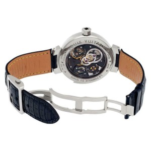 Louis Vuitton Tambour LV 40 Gold 44.0mm  Watch