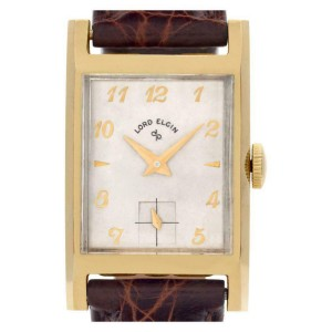 Elgin Lord Elgin 4532 Gold 27.0mm  Watch