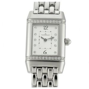Jaeger Lecoultre Grande Reverso 265.81.3 Steel 21mm Women's Watch