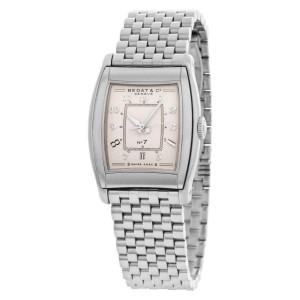 Bedat & Co No. 7 708 Steel 32.0mm  Watch