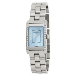 Baume & Mercier Hampton NO635166 Steel 26.0mm Women's Watch