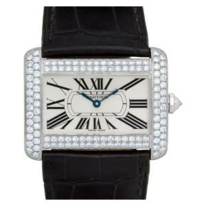 Cartier Tank Divan WA301370 Gold 24.0mm  Watch