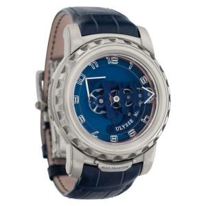 Ulysse Nardin Freak 020-81 Gold 45.0mm  Watch