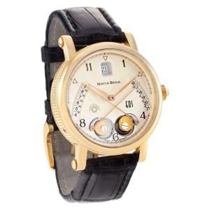 Martin Braun  Eos 39/011 Gold 0.0mm  Watch