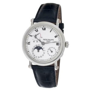Patek Philippe Power Reserve 5054/P Platinum 35.0mm  Watch