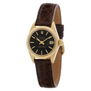 Rolex Datejust 6917 Gold 26.0mm Women's Watch