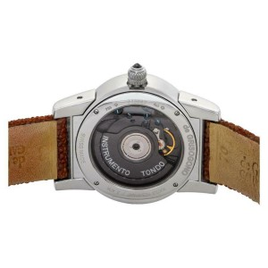 De Grisogono Instrumento Doppio Tre MN01 Gold 36.0mm  Watch
