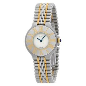Cartier Must 21 A00382 Steel 28.0mm Women's Watch