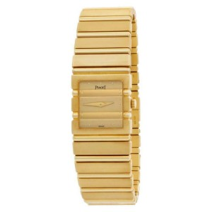 Piaget Polo 8131 C70 Gold 20.0mm Women's Watch