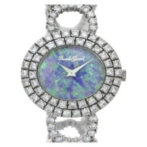 Bueche Girod Vintage 9801 Gold 27.0mm Women's Watch