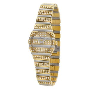 Piaget Polo 861 C 70 Two Tone 24.0mm Women's Watch