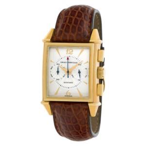 Girard Perragaux Vintage 1945 25990.0. Gold 32.0mm  Watch