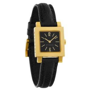 Bvlgari Quadratto SQ22GL Gold 22.0mm Women's Watch