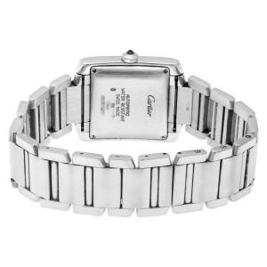 Cartier Tank Francaise W50011S3 Gold 24.0mm  Watch