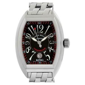 Franck Muller King Conquistador 8005 K S Steel 47.5mm  Watch