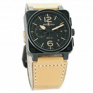 Bell & Ross Aviation BR 03-94 Steel 42.0mm  Watch