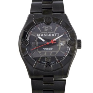 Maserati Meccanica R8853111 Steel  Watch