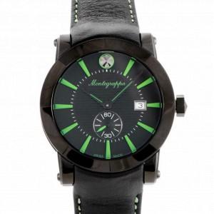 Montegrappa Nerouno  IDNUWATG Steel  Watch